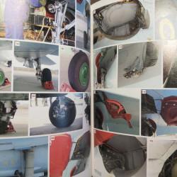 Close Up Photo Book  Su-27/30/33/35 Flanker