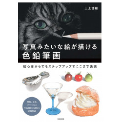 Colour Pencil Drawing - Japan How to Draw Book