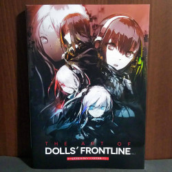 THE ART OF DOLLS' FRONTLINE OFFICIAL SETTING ART VOL.1