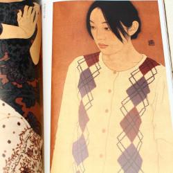 Yasunari Ikenaga  - Art Works - Shojo Hyappen no Yuutsu