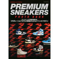 Premium Sneakers Photo Book