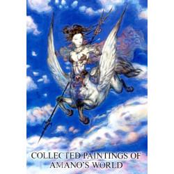 Collected Paintings Of Amano's World - Amano Yoshitaka