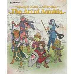Dragon Quest X Art Works - The Art of Astoltia