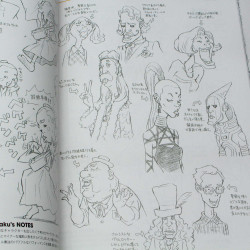 Carole and Tuesday - Official Sketch Book