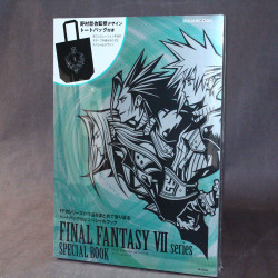 FINAL FANTASY VII Series Special Book