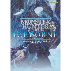 Monster Hunter World IceBorne Official Guide Book