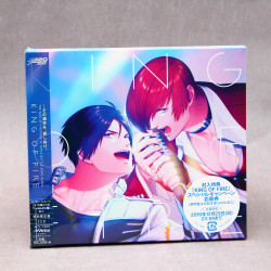 THE KING OF FIGHTERS for GIRLS - KING OF FIRE - Limited Edition