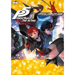 Persona 5 the Royal Official Guide Book