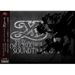 Ys IX SUPER ULTIMATE Monstrum Nox Original Soundtrack LTD