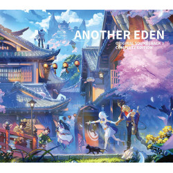Another Eden Original Soundtrack 3 Complete Edition