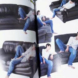 Darattoshita - Relax Pose Catalog - 01
