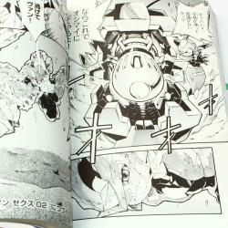 Mega Man / Rockman ZX - Manga