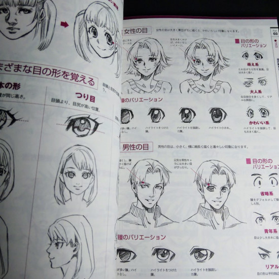 How to Draw and Sketch Manga Characters