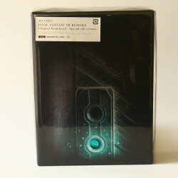 FINAL FANTASY VII REMAKE Original Soundtrack Limited Edition