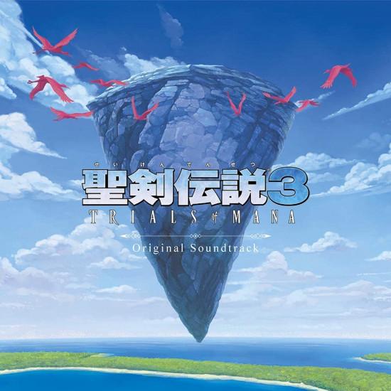 TRIALS of MANA Seiken Densetsu 3 Original Soundtrack