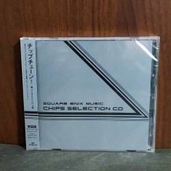 Square Enix Music Chip Selection CD