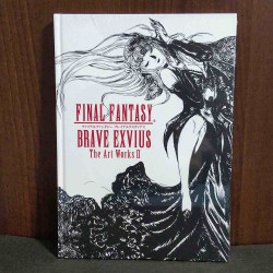 FINAL FANTASY BRAVE EXVIUS The Art Works II