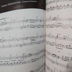 YOSHIKI Eternal Melody II Piano Solo Music Score
