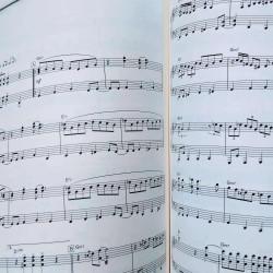 Touken Ranbu Piano Solo music score book