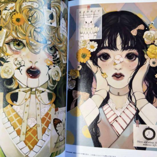Asian Illustrations