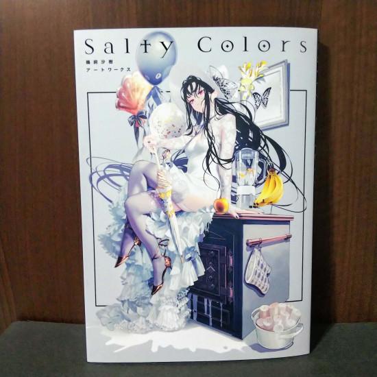 Salty Colors - Saki Ukai Art Works