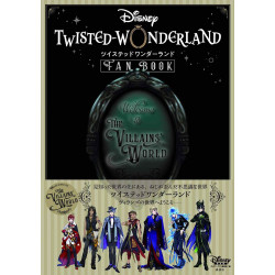 Twisted Wonderland Fan Book