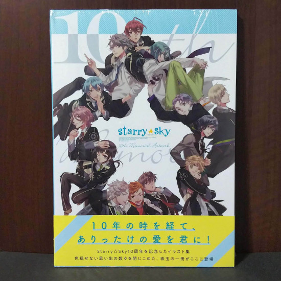Starry Sky 10th Memorial Artwork