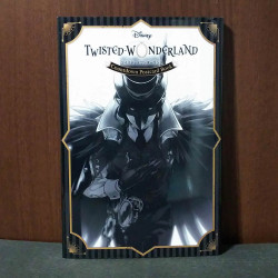 Twisted Wonderland postcard book