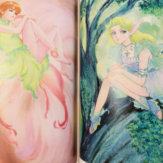 Angel Touch - Akemi Takada Artworks