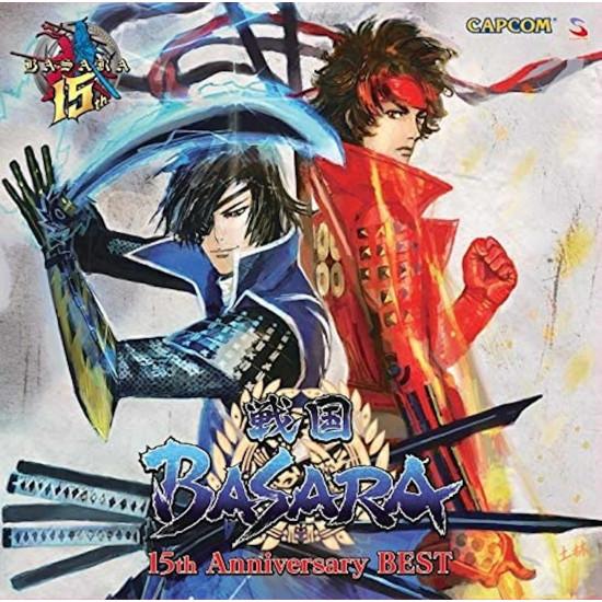 Sengoku Basara  15th Anniversary BEST