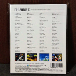 FINAL FANTASY IX - SOUNDTRACK REVIVAL DISC - Blu-ray Audio