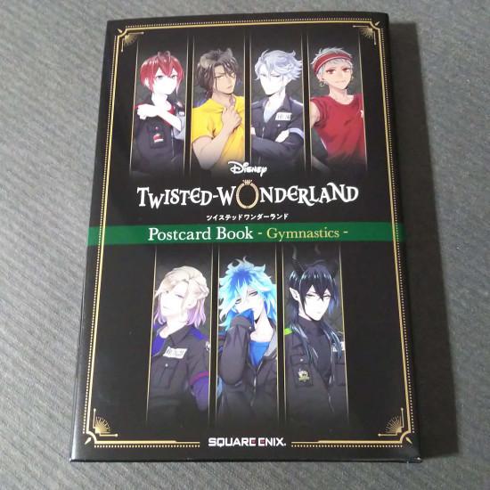 Twisted Wonderland postcard book - Gymnastics -