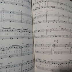 Inuyasha Piano Music Score Book
