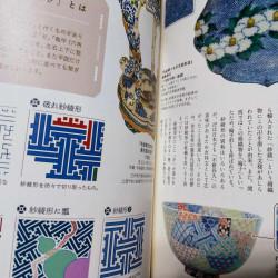 Encyclopedia of Japanese Pottery Pattern
