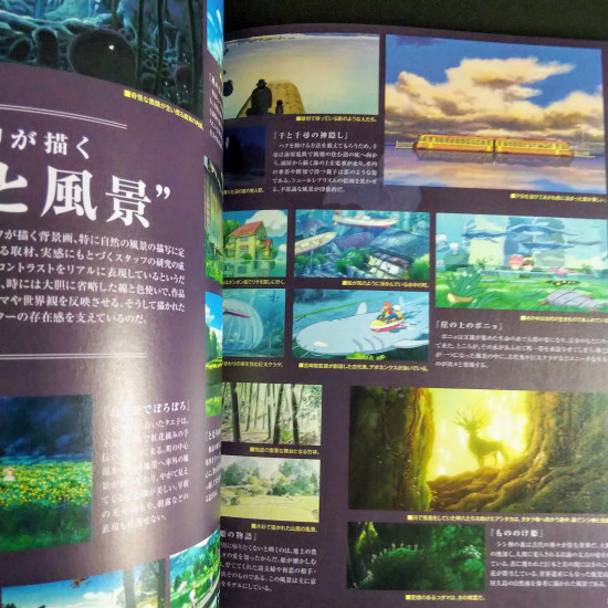 Studio Ghibli Complete Collections