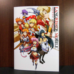 Langrisser Mobile Official Art Book