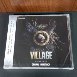 BIOHAZARD VILLAGE ORIGINAL SOUNDTRACK