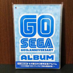 GO SEGA - 60th ANNIVERSARY