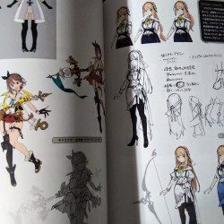 ATELIER RYZA 2  Official Visual Collection