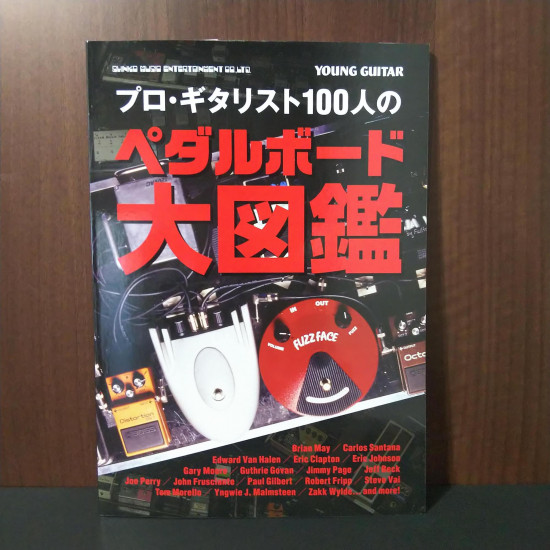100 Professional Guitarists Pedal Board Collections