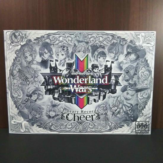 Wonderland Wars Library Records -Cheer-