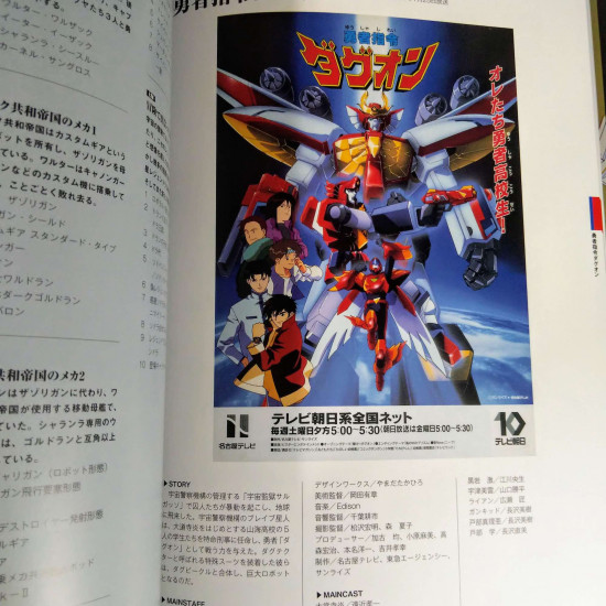 Brave Fighter Series 30th Anniversary Memorial Archive