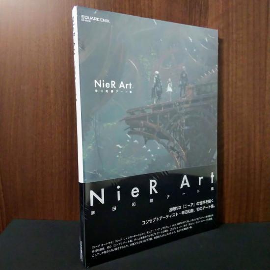 NieR Art Kazuma Koda Art Works