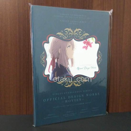 Violet Evergarden Series Design Works - Movies -