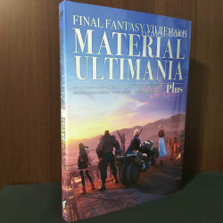 FINAL FANTASY Vii Remake Material Ultimate Plus