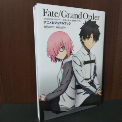 Fate / Grand Order Anime Visual Book