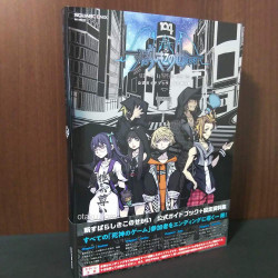 Neo: The World Ends With You Official guide book