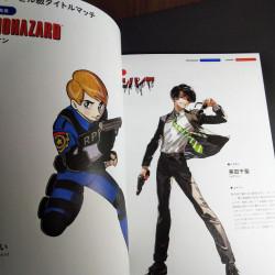 CAPCOM vs Osamu Tezuka CHARACTERS