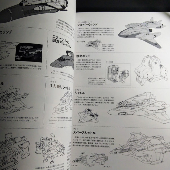 GUNDAM TYPE MOBILE SUITS 15 developed by Z A F T