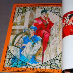 Basara - Daichi (Earth) - Yumi Tamura Illustrations 2